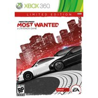 Electronic Arts Need for Speed: Most Wanted Limited Edition (X360)