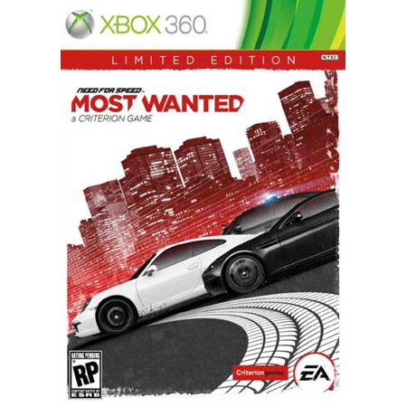 Electronic Arts Need for Speed: Most Wanted Limited Edition - 1886 Limited Edition