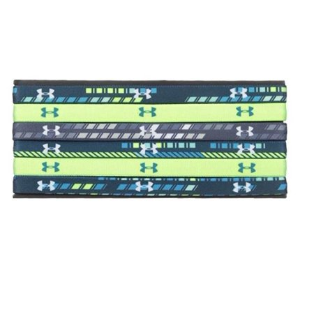 Under Armour Girl's 6 Pack Sports Headbands ()