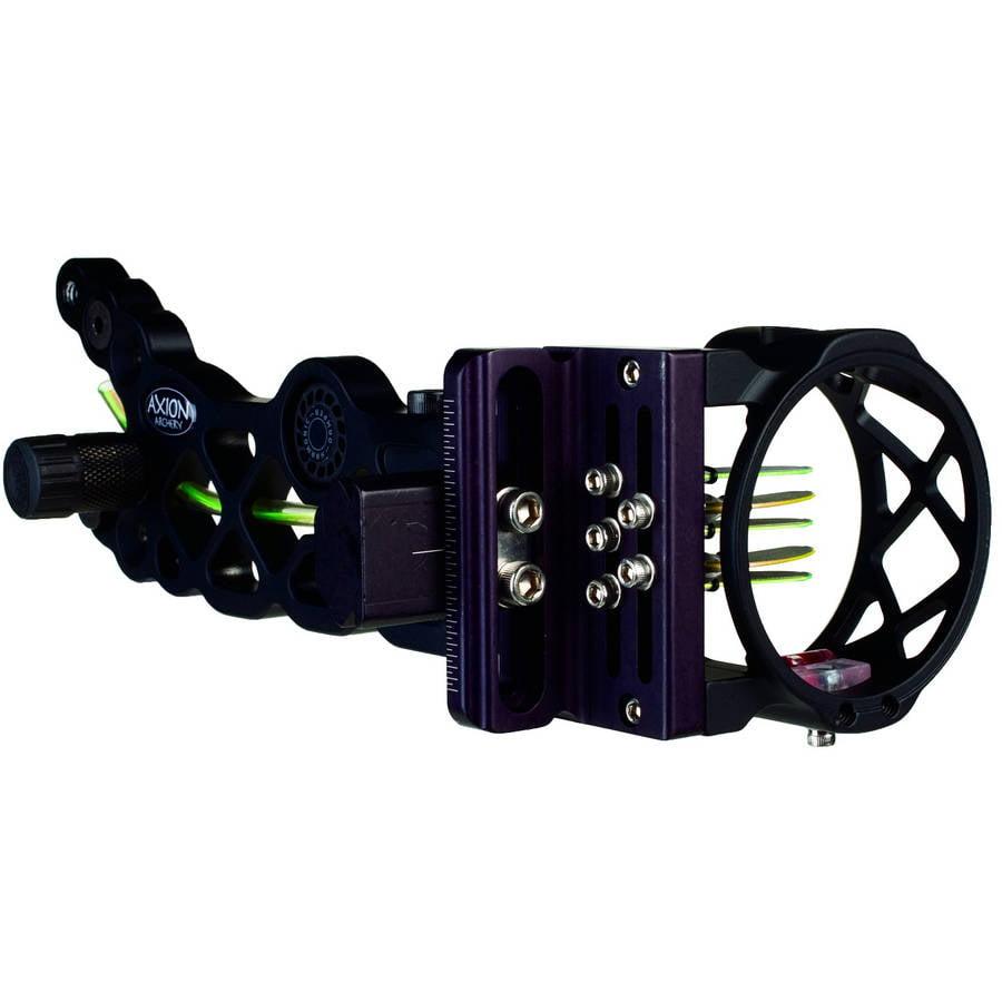 """Axion GLX 5-Pin Sight, .019"""", Lost Camo"""