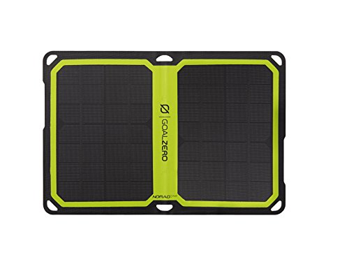 Goal Zero 11803 Nomad 7 Plus Solar Panel by Goal Zero