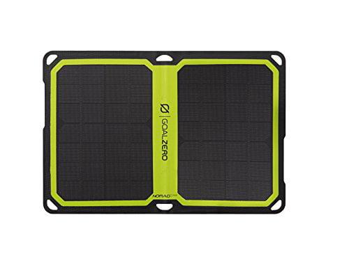Click here to buy Goal Zero 11803 Nomad 7 Plus Solar Panel by Goal Zero.