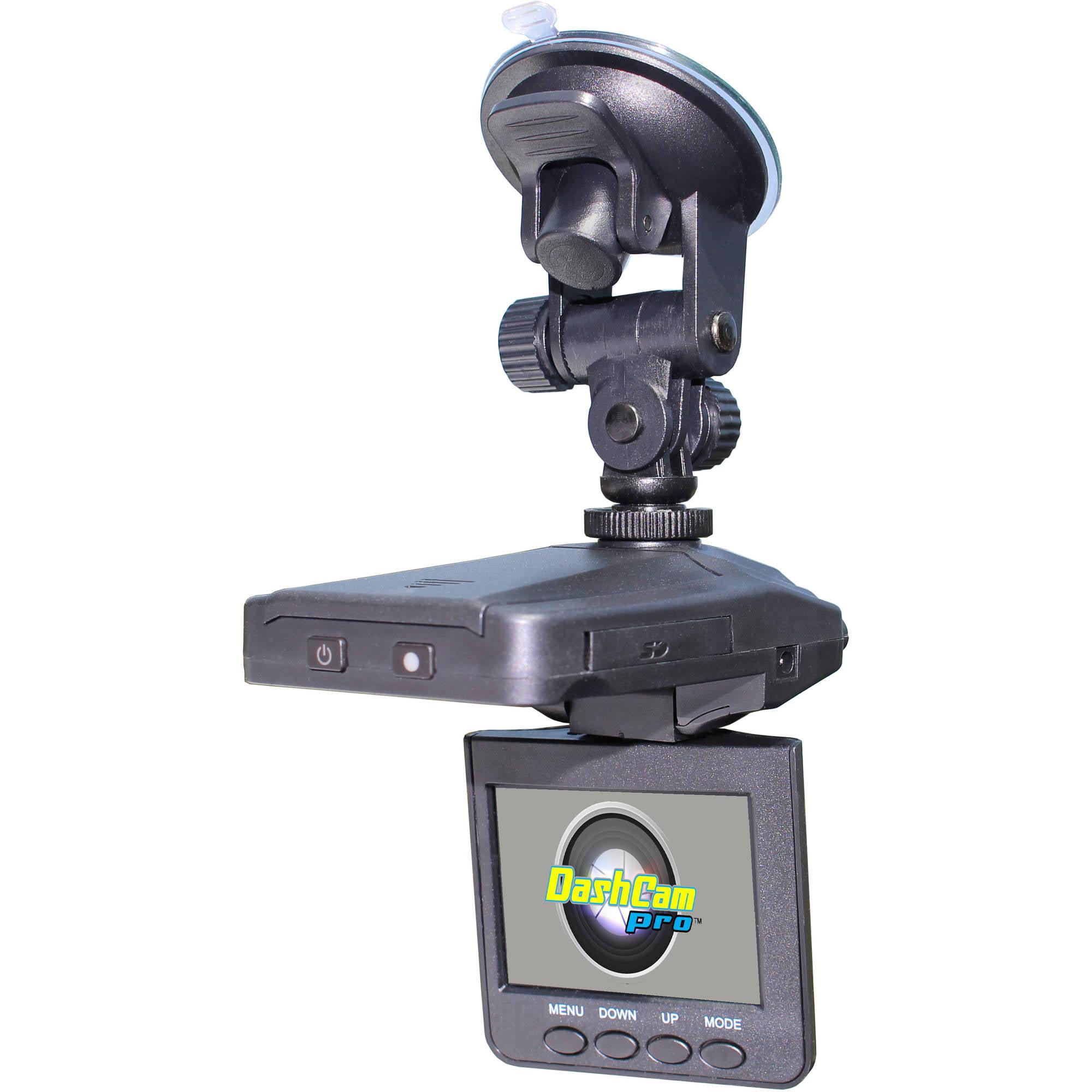 InvenTel Dash Cam Pro, DCP-MC6/2