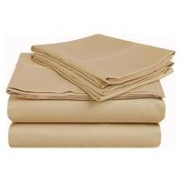 Impressions Florrie Egyptian Cotton Deep Pocket Sheet Set