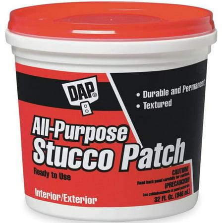 DAP 25336 Stucco Patch AP RTU Gauge Ready Mixed for Interior/Exterior Use