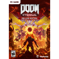 Doom Eternal Deluxe Edition, Bethesda Softworks, PC: Pre-Order Bonus Included