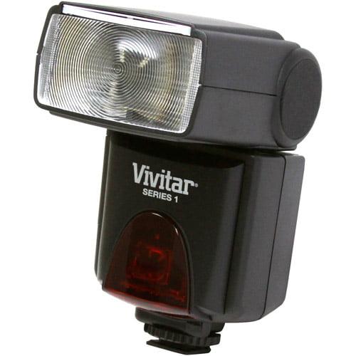 Vivitar Digital TTL Auto-Focus Flash for Nikon - Black (D...