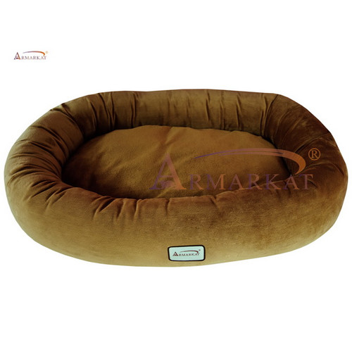 Armarkat Pet Bed 28-Inch by 21-Inch D02CZS-Large, Brown