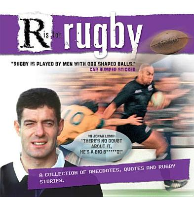 R is for Rugby - eBook