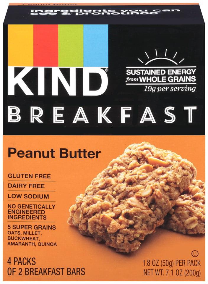 Kind, Breakfast Bars, New!
