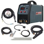 Best Tig Welders - Amico TIG-205HF, 205-Amp TIG Stick DC Inverter Welder Review