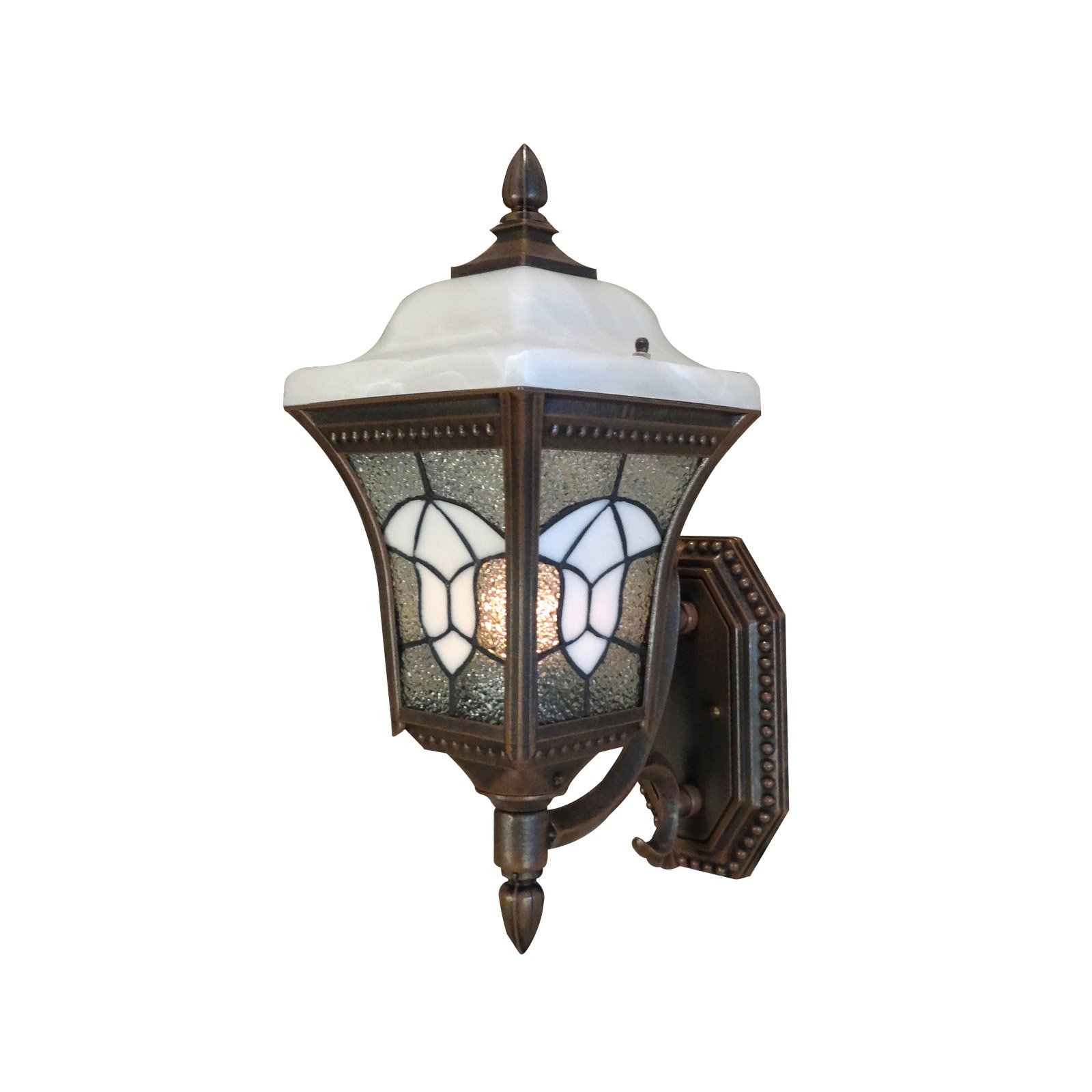 Special Lite Products Abington F-2987 Medium Bottom Mount Outdoor Wall Light