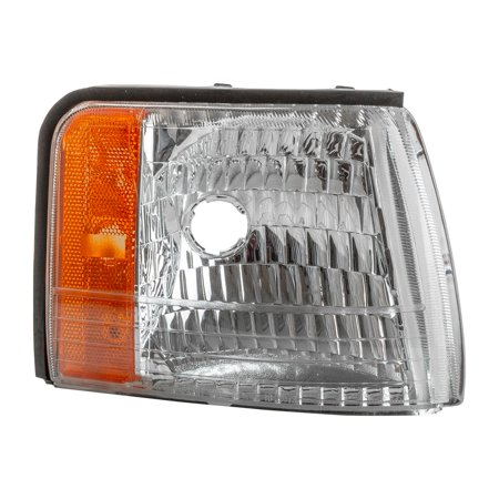 TYC 18-5073-01 Cornering/Side Marker Light for 97-99 Cadillac DeVille (Cadillac Deville Side Marker Corner)