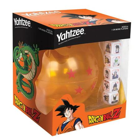 Yahtzee  Dragon Ball Z Edition  Other