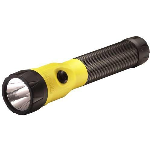 STREAMLIGHT 76163 POLYSTINGER LED W/AC/DC- 2 HOLDERS. YELLOW