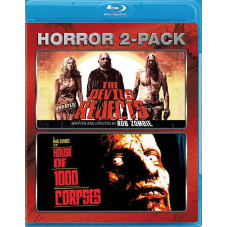 ROB ZOMBIE DOUBLE FEATURE (Halloween Rob Zombie Movie Soundtrack)