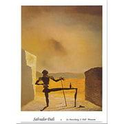 Lo Spettro Di Vermeer by Salvador Dali 31x24 Art Print Poster