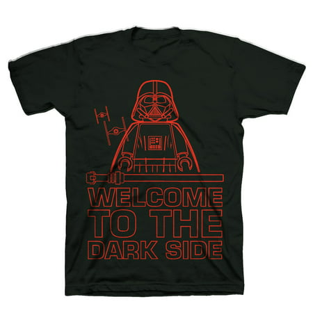 STAR WARS Short Sleeve Graphic Tee (Little Boys & Big Boys)](Star Wars Gifts For Boys)