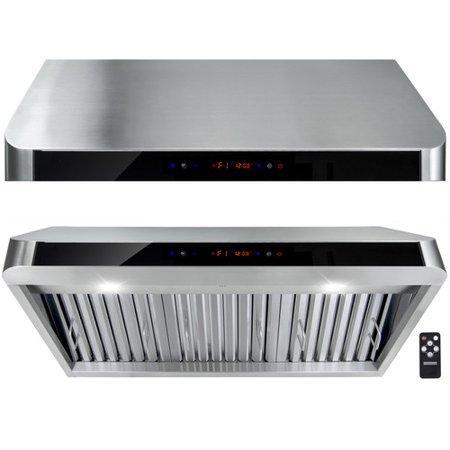"Image of AKDY 36"" 500 CFM Convertible Under Cabinet Range Hood"