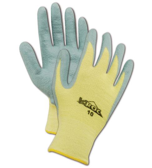 Magid K-ROC Kevlar Blend Foam Nitrile Gloves Size 6, 12 Pairs