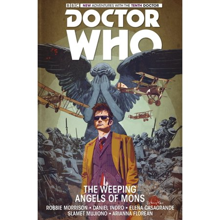 Doctor Who: The Tenth Doctor Volume 2 - The Weeping Angels of Mons - Weeping Angel Kitty