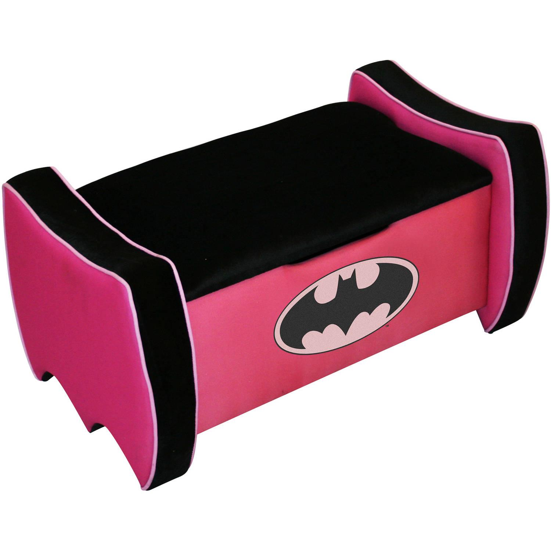 Warner Bros. Batgirl Toy Box