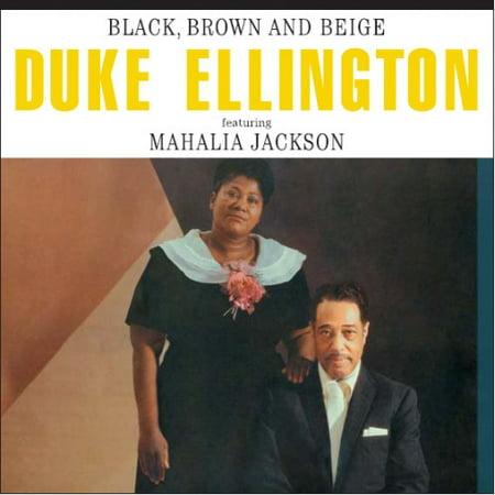 Black, Brown and Beige (CD)