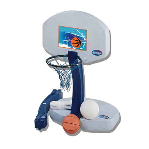 SwimWays Corp. 2-in-1 Volleyball   Basketball Game by Overstock