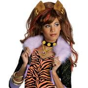 Monster Clawdeen Wolf Child Dress-Up Wig