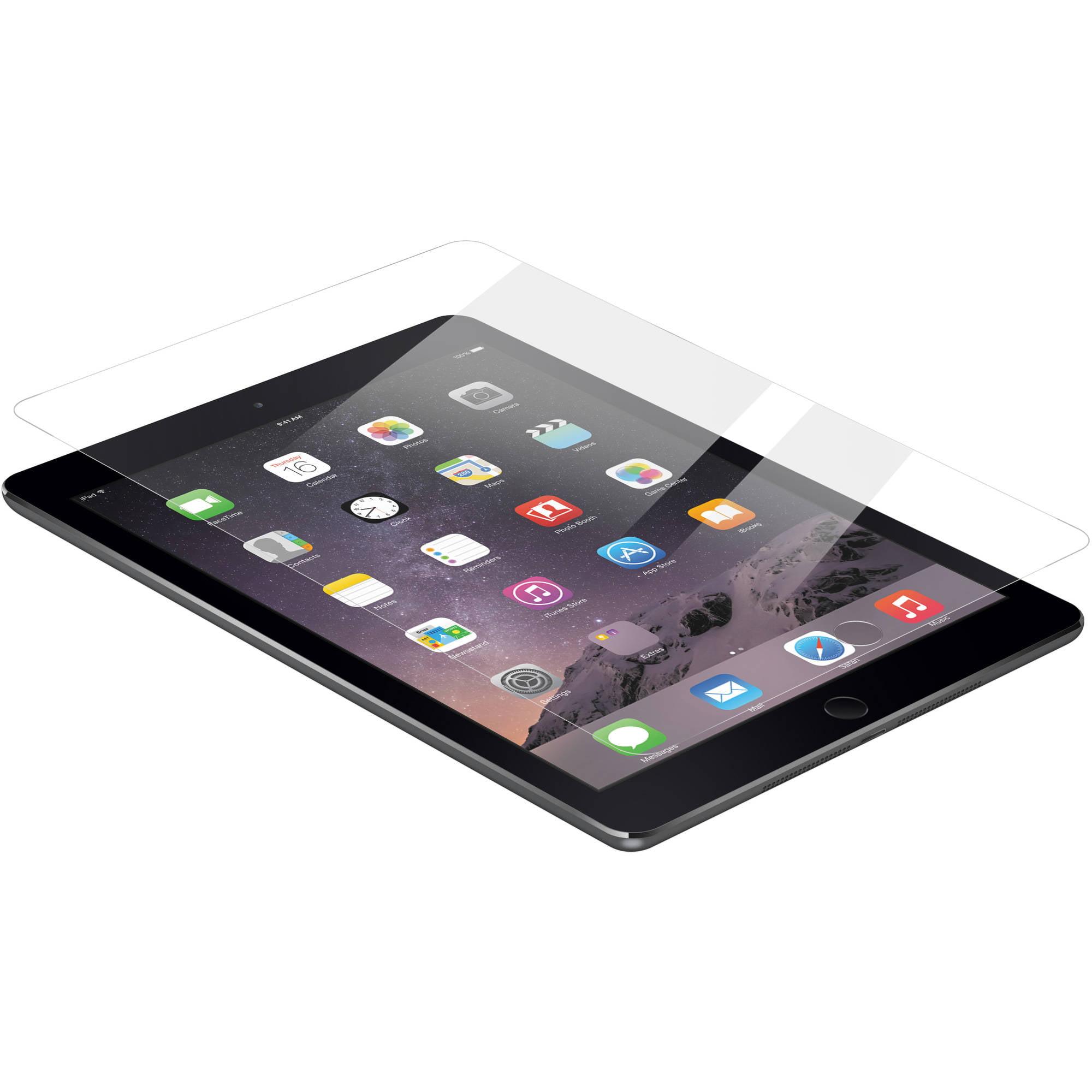 BodyGuardz Pure Clear ScreenGuardz for Apple iPad Air 2