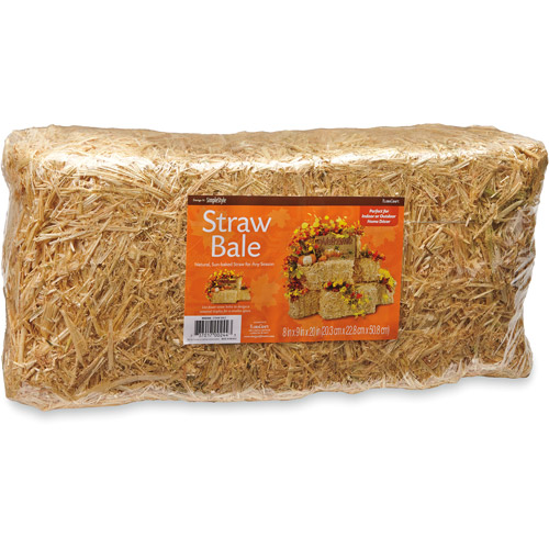 Straw Bale, 20