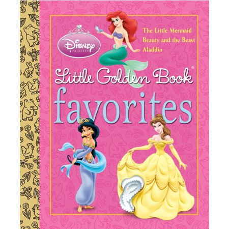 Youngest Disney Princess (Disney Princess Little Golden Book Favorites (Disney)