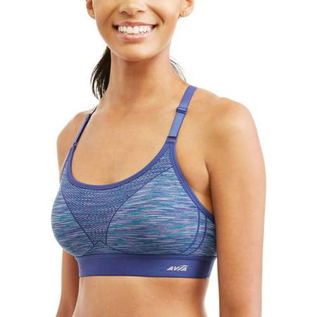 5cf8a7b1428e8 Women s Active Seamless Cami Sports Bra - Walmart.com
