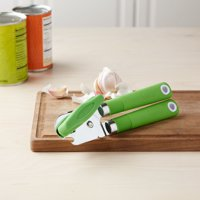 Tasty Green Manual Can Opener with Softgrip Handle