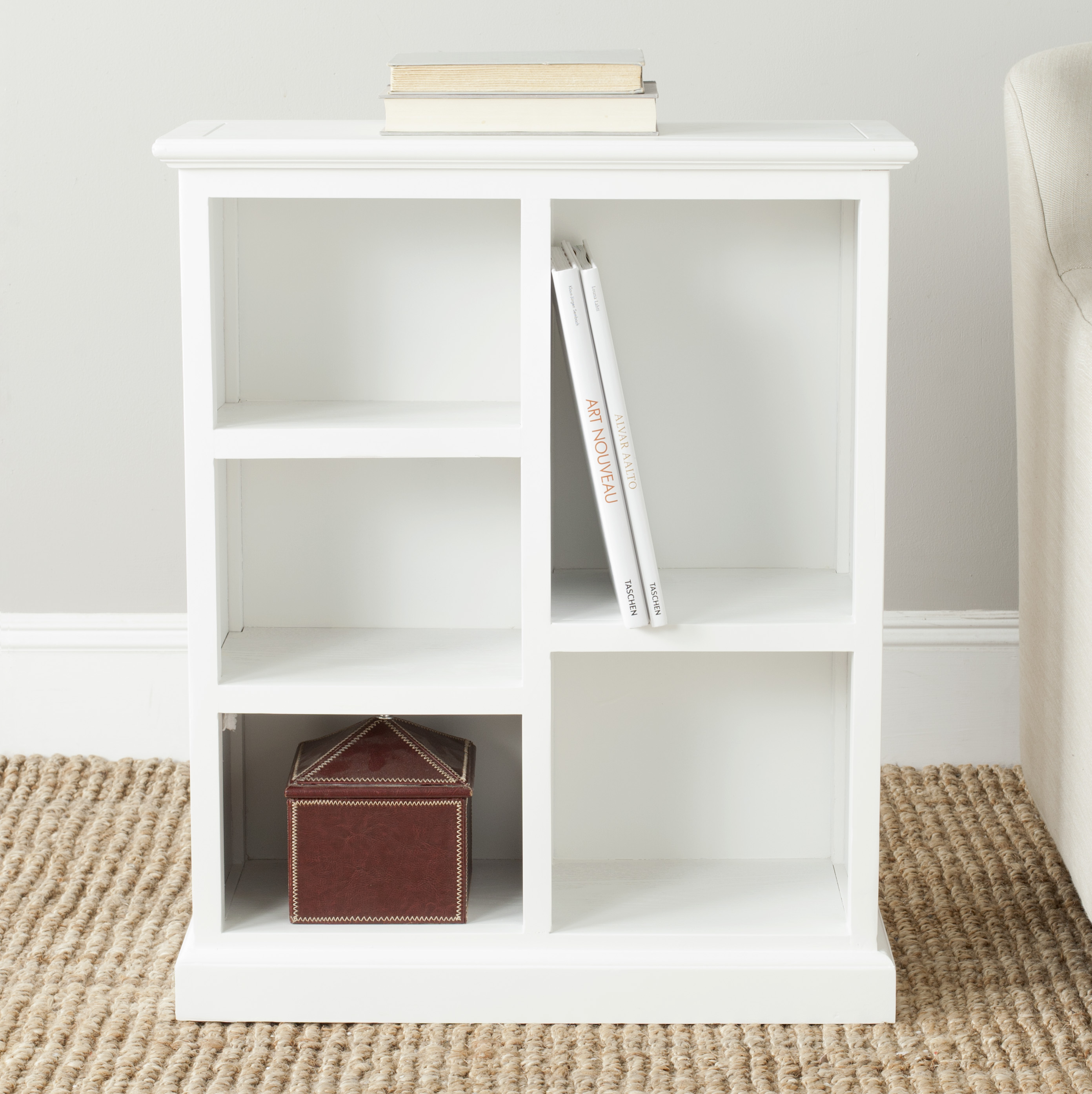 Safavieh Maralah 5-Shelf Bookcase