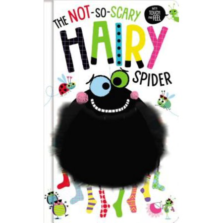 The Not So Scary Hairy Spider - Not So Scary Halloween Days