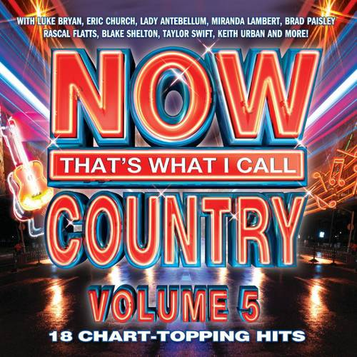 Now That's What I Call Country, Vol. 5