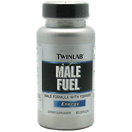 Twinlab carburant Homme Avec Yohimbe extrait d'écorce
