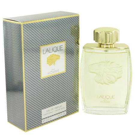 (pack 2) Lalique Eau De Parfum Spray (Lion) By Lalique4.2 (Lalique Lion Head)