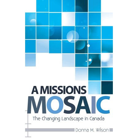 A Missions Mosaic - eBook - Mission Style Mosaic