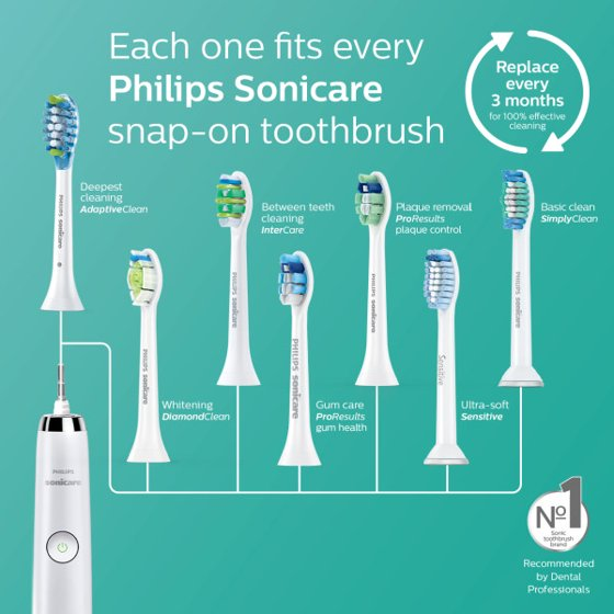 Philips Sonicare Plaque Control Coral