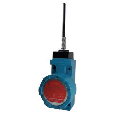 HONEYWELL MICRO SWITCH LSXJ3K-7A 1NC/1NO SPDT Hazardous Location Limit Switch (Micro Touch Switch)