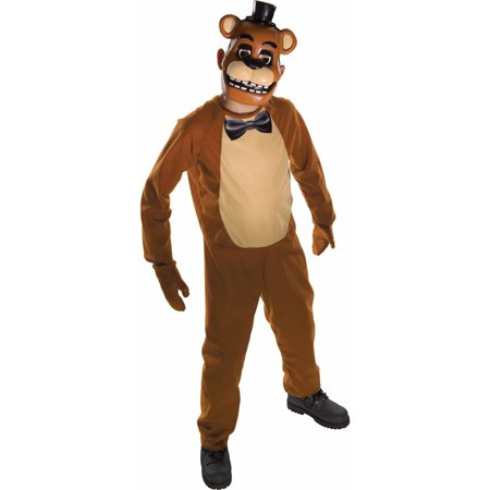 Five Nights at Freddy's Freddy Child's Halloween Costume - Halloween Horror Nights 2017 Costumes