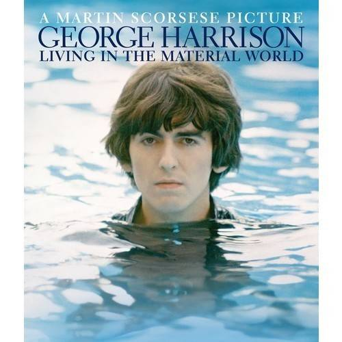 Living In The Material World (Music Blu-ray)