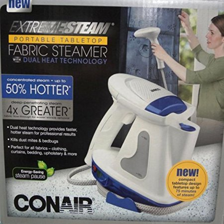 Conair Extreme Steam Portable Tabletop Fabric (Tabletop Convection Steamer)