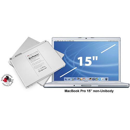 NEWER TECH NWTBAP15MBP56RS MacBook Pro(R) 15 Inch. Non-Un...