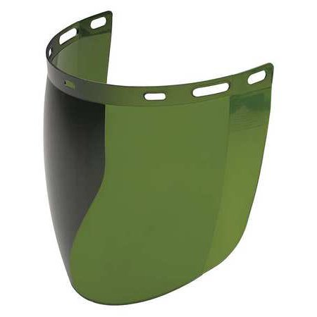 Buy GATEWAY SAFETY, INC 685 Facshield Visr, Drk Grn, PC, 8inHx15-1/2inW Before Special Offer Ends