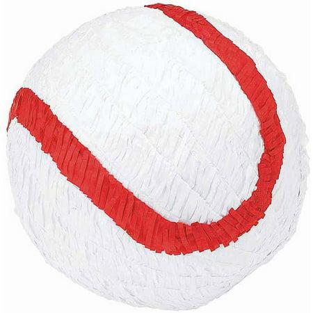 Baseball Pinata (Baseball Pinatas)