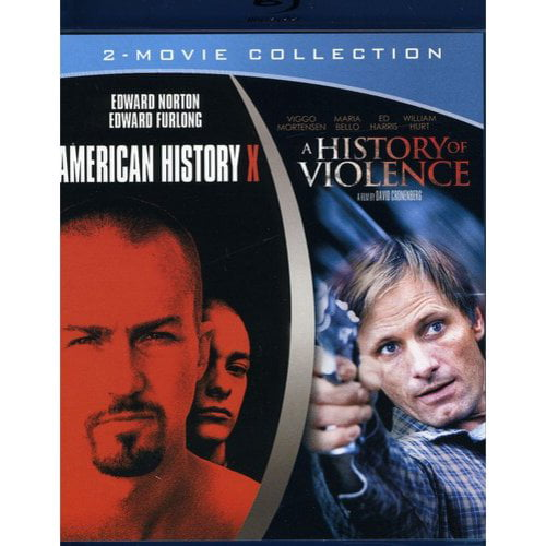 Warner Home Video American History X history Of Violence [blu-ray dbfe] by WARNER HOME ENTERTAINMENT