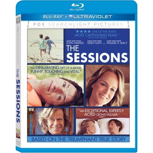 The Sessions (Blu-ray + UltraViolet) (Widescreen)